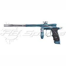 Dangerous Power G5 Spec-R Nova Blue Silver Paintball Gun Marker FREE SHIPPING