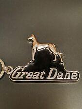 Great Dane Keychains (G6)