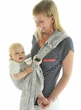 Mo+m Ring Sling/Nursing Cover-Adjustable [Infant to Toddler] French Pattern
