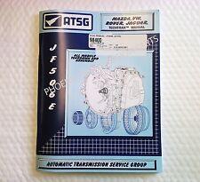 JF506E Transmission ATSG Technical Manual for VW Jaguar Land Rover Mazda