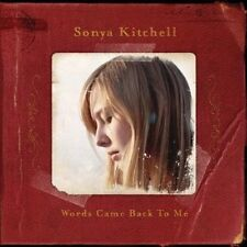 1 CENT CD Words Came Back To Me - Sonya Kitchell