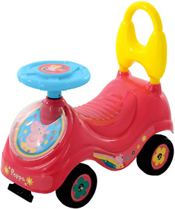 Peppa Pig M07215 First Sit and Ride, Pink