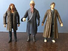 3 x DOCTOR WHO FIGURES:- Donna Noble , 10th Doctor and an Ood!