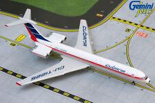 GEMINI JETS (GJCUB124) CUBANA AIRLINES IL-62M 1:400 SCALE DIECAST METAL MODEL