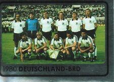 Panini 529 Winner 1980 Deutschland BRD UEFA Euro 2008 Austria - Switzerland