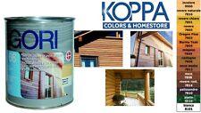 GORI 66 -  7803 OREGON PINE 20 l - Impregnante di finitura per legno esterno