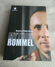 Mythos Rommel von Marice Philip Remy  I  Buch geb. mit s/w Abbildungen + 1,2 kg