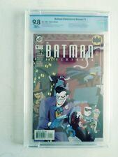 THE BATMAN ADVENTURES ANNUAL #1 (1994, DC COMICS) CBCS 9.8