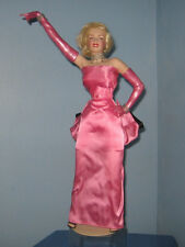 Marilyn Monroe porcelain  Doll - Franklin Mint - New
