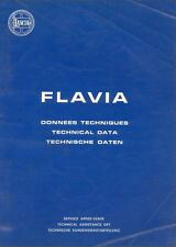 Lancia Flavia Docs on DVD Choose ONE of Four for this auction ****