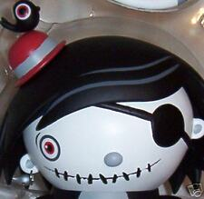 BIG OCTOCITY SCARYGIRL SCARY GIRL BLACK ONLY 500 MADE