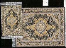 Rug Set #8Ls miniature dollhouse woven fabric carpet 1pc 1/12 scale Turkey