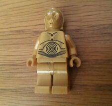 Lego Star Wars C3PO Figure - Excellent Condition