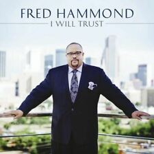 Fred Hammond - I Will Trust - Damaged Case