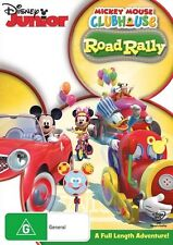 Mickey Mouse Clubhouse - Road Rally : NEW DVD