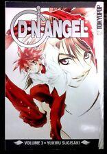 D.N. Angel: v. 3 Yukiru Sugisaki  (Paperback, 2004)