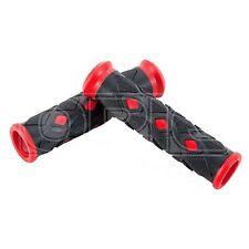Sport Direct Cycle Gel Handlebar Grips - Red (SHG010R)
