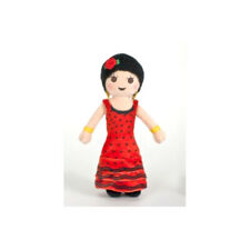 760016280 PELUCHE PLAYMOBIL ® ANDALUZA 30cm DELUXE EDITION