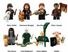 Harry Potter custom Mini figures collectable Voldemort,Dobby, Hermione 8pcs