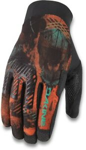 Dakine Vectra Cycling Bike Gloves, Men's Medium, Diablo New