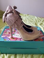 Poetic Licence by Irregular Choice courts 39/6