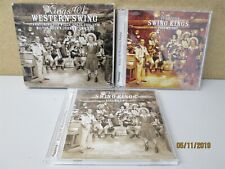 Kings of Western Swing- The Best of 2-CD (Bob Wills/Spade Cooley/Milton Brown)