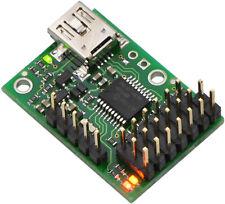 Micro Maestro 6-channel USB Servo Controller By Pololu # 605078