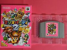 MARIO Party 2 Nintendo 64 Japan NTSC-J N64 boxed set