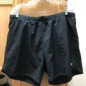 New Balance Woman's Activewear Shorts Size: X-Large, Black, Lightning Dry