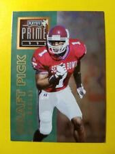 ERIC MOULDS - RC ROOKIE #66 BUFFALO BILLS - MISSISSIPPI ST - 1996 PLAYOFF PRIME