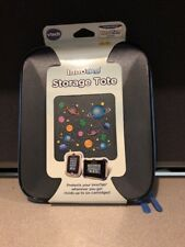 New Vtech InnoTab 2 2S, 3 3S Storage Tote Gray & Blue & Black Carry Case
