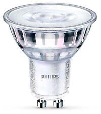 Lampe Philips LED GU10 Classic 5,5-50W WH 36D dimmable lot de 4