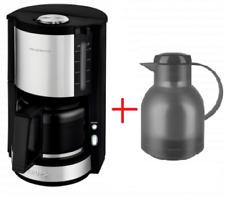 Krups KM 32PY ProAroma+Isolierkanne Emsa Samba Kaffeeautomat Edelstahl 10 Tassen