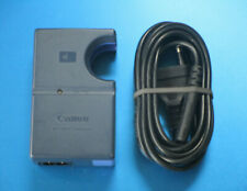 Original CANON Ladegerät CB-2LSE +Netzkabel für NB-1L / NB-1LH Akkus *LG2