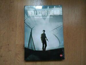 The Walking Dead 4ª Temporada DVD