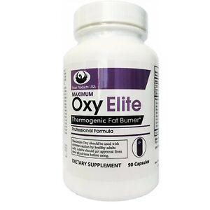 SWAN Max OxyElite Pro Strength Thermogenic Fat Burner Weight Loss Keto Diet Pill