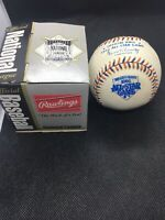 Rawlings 1992 MLB All Star Official Game Baseball San Diego Padres - Boxed