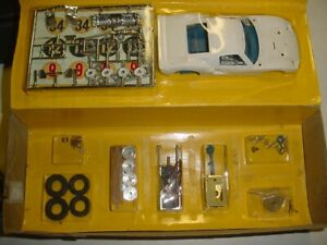 ATLAS Ford GT 1/32nd Vintage slot car, MIB, EXCELLENT CONDITION