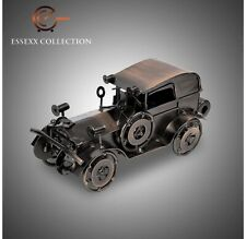 antique vintage car model handcrafted vehicle toys for bar or home decor