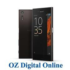 "NEW Sony Xperia XZ F8332 Dual Sim 4G 64GB Black LTE 23MP 5.2"" Unlocked Phone"