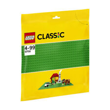 LEGO GREEN BASEPLATE SIZE 32 x 32 STUDS / 25.6x25.6 CM GREEN BASE PLATE