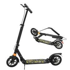 Pro Adult Kids Scooter Portable Swagger Adjustable Height Lightweight Foldable