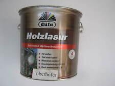 düfa Premium Holzlasur Palisander wetterbeständig wasserabweisend Zaun 1 L/7,18€