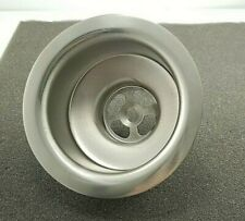 Kitchen Sink Strainer Body Base Metal Home Replacement Parts Drain