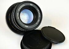 Anamorphic flare & Bokeh Lens 58 mm / F2 Helios 44-3 Mod CANON EF mount Portrait