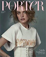 2017 PORTER Net-A-Porter Natalia Vodianova Poppy Chloe Cara Delevingne Magazine