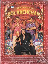 BOL BACHCHAN - AJAY DEVGAN - ABHISHEK BACHAN - NEW BOLLYWOOD DVD