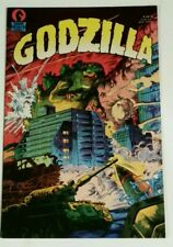 Godzilla #4 1988 Dark Horse Limited Series