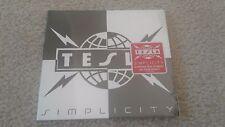 TESLA - SIMPLICITY NEW CD