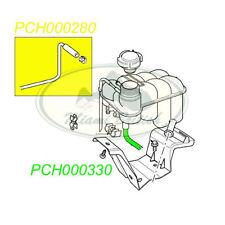 LAND ROVER EXPANSION TANK COOLANT HOSE SET X2 RANGE P38 PCH000280 PCH000330 OEM